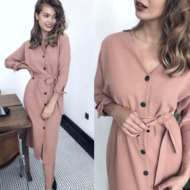 Business Vintage Dress