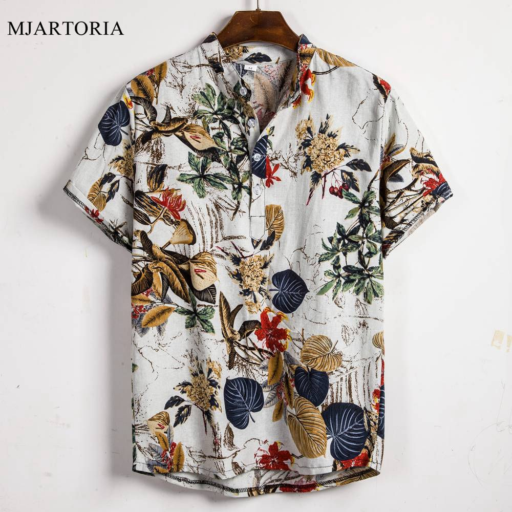 Printed Trendy Shirt